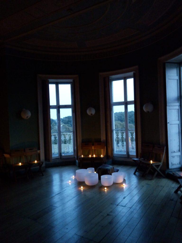 Crystal Bowl Sound Meditation Beckenham Place Mansion